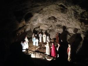 Natività Grotta dei Formali